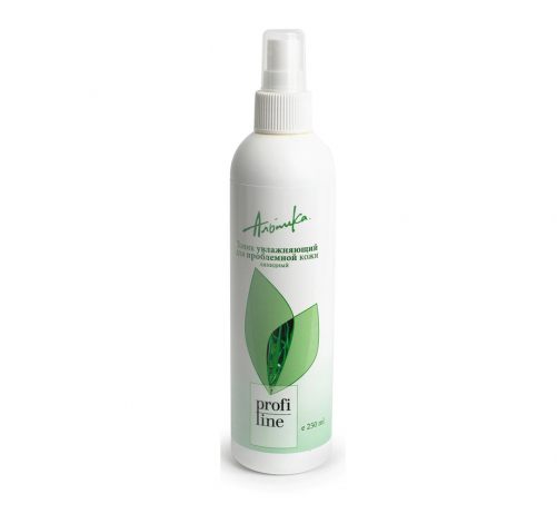 Альпика |Тоник увлажняющий очищающий для проблемной кожи pH-4.3, 250 мл