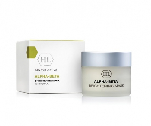 Holy Land ALPHA-BETA BRIGHTENING MASK | Осветляющая маска, 50 мл
